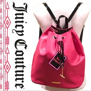 Juicy Couture Backpack NWT