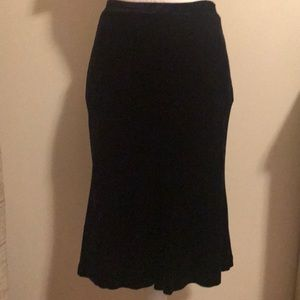 BETSEY JOHNSON VELVET SKIRT!!