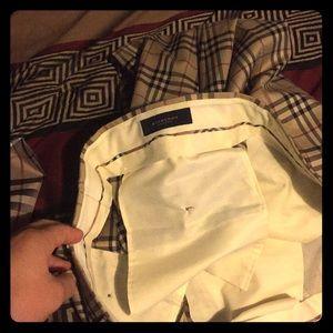Burberry pants size 42 Burberry trench coat xxL