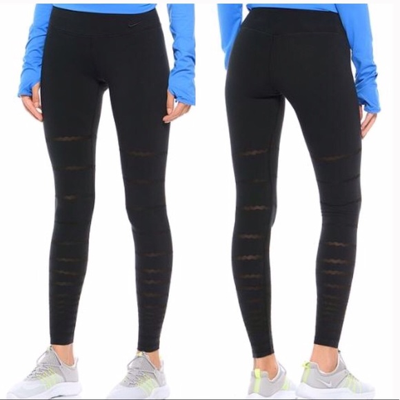 a67d1323dbfc49 NEW Nike Women's Legend Burnout Tights leggings. M_5a2392cc99086a6b56068f62