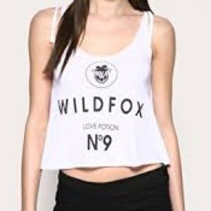 Wildfox Love Potion Tank Top