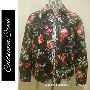 Coldwater Creek Jacket- Gorgeous!
