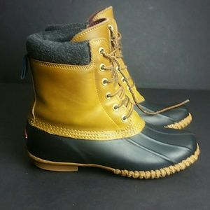 023b1eb17 Tommy Hilfiger Shoes - TOMMY HILFIGER TW RUSSELL WOMEN DUCK BOOT