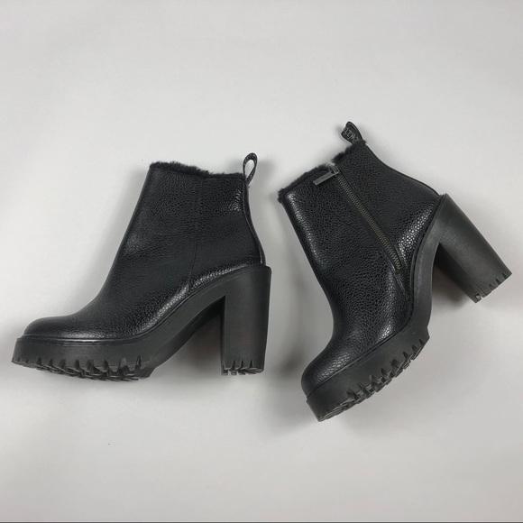 Dr. Martens Shoes - Dr Martens Magdalena Black Boots 1df3ea061eef