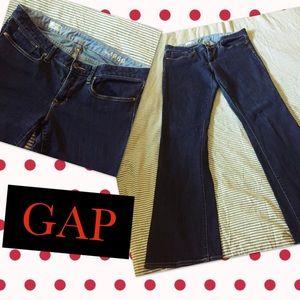 THE GAP 1969 Blue Jeans