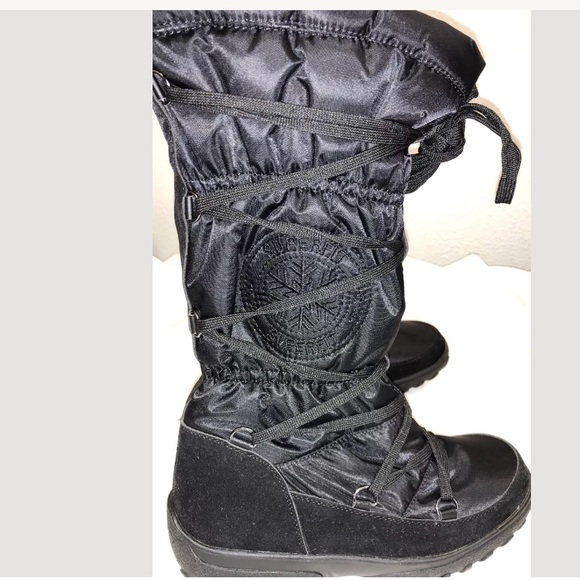 "meet e16e0 832c2 Superfit ""Shayne"" Winter Boots, Black sz 8"