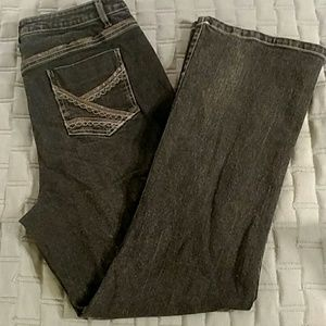 MOTTO ™️ YOUR STYLE MANTRA JEANS SIZE18W