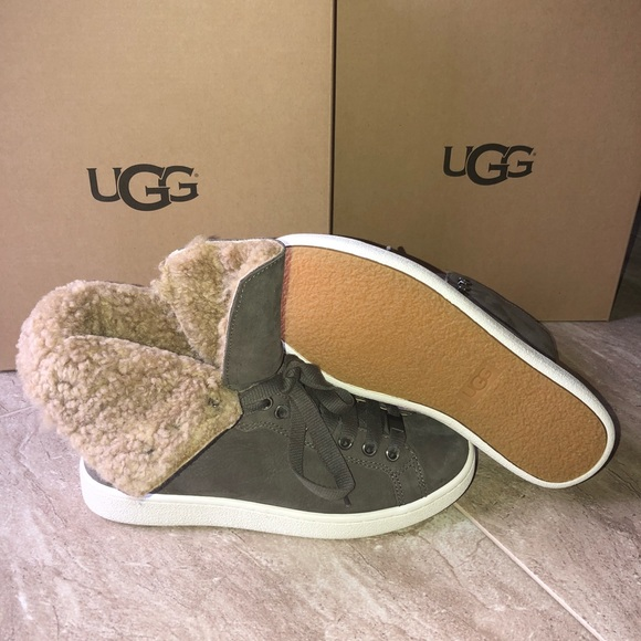 ba7780b0481 Ugg starlyn high top sneakers MOUSE