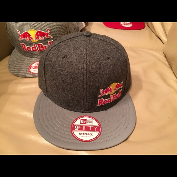 e590dddeaec4 New Era Accessories   Red Bull Athlete Only Sponsor Hat   Poshmark