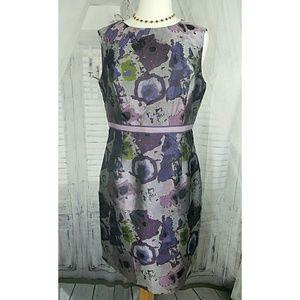 Nine West purple accents dress size 12