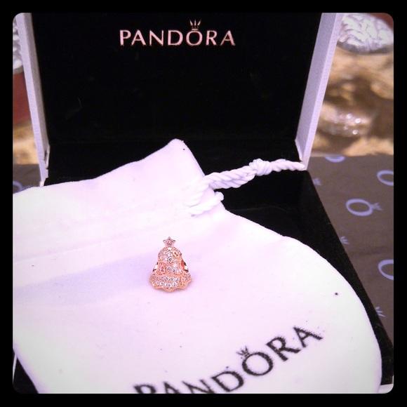 Pandora Jewelry Twinkling Christmas Tree Charm Pandora Rose Poshmark