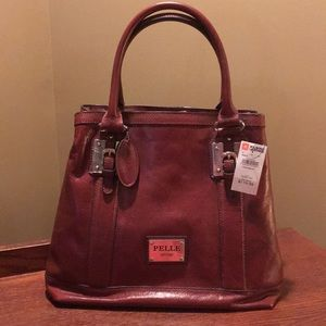 Wilson's Leather Brown Purse