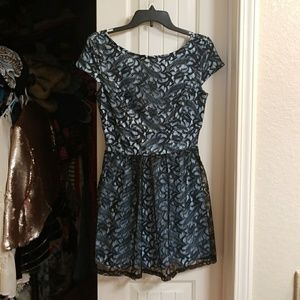Adorable mini dress