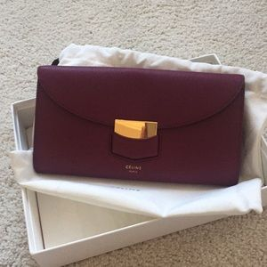 Celine Trotteur wallet