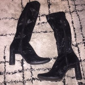 ‼️SALE ‼️ NWT 7.5 Chinese Laundry Black Heel Boots