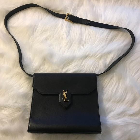 Ysl Bags Vintage Envelope Bag Clutch Poshmark