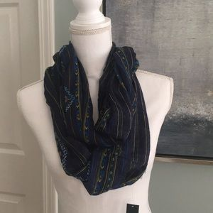 Blue Apt. 9 Infinity Scarf new with tags