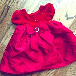 Red Christmas Dress!!!