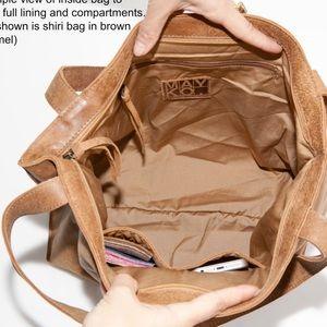 Mayko Bags - Mayko Soft Leather Tote Bag Purse d33647112b693