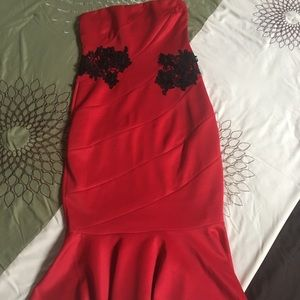 Perfect holiday dress for Xmas or New Years!