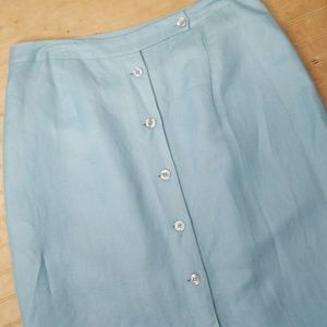 Emma James Linen Skirt