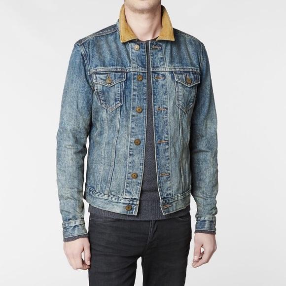 229ca4a9c8 All Saints Jackets & Coats | Allsaints Kinman Denim Jacket | Poshmark