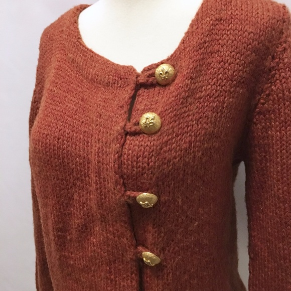 Anthropologie Sweaters - Button Up Cardian