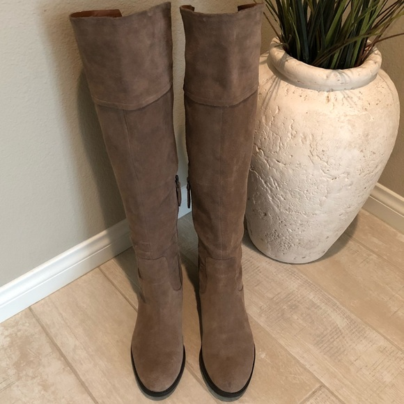 Over The Knee Boots Shoes