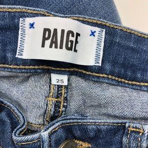 PAIGE Jeans - PAIGE Peg Skinny Jean