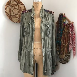 Staring at Stars utility jacket Urban Outfitters