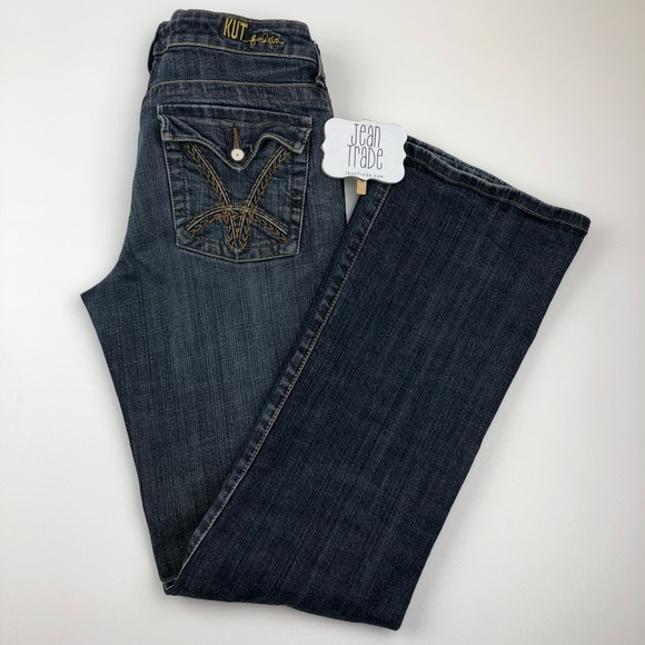 Kut from the Kloth Denim - Kut from the kloth bootcut jean
