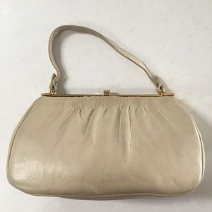 ETRA VINTAGE Leather Handbag