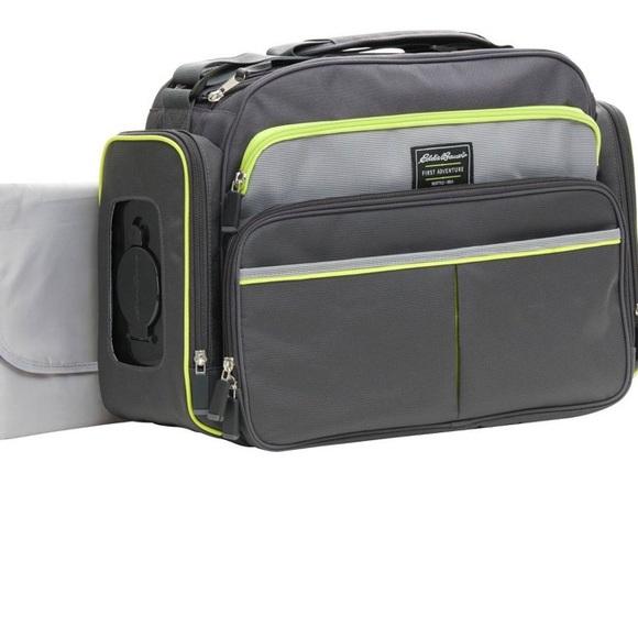 86b8fb9a3530 Eddie Bauer Other - SALE 💕 Eddie Bauer Duffle Diaper Bag