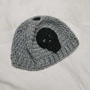Accessories - Messy bun/ pony tail Beenie! Adult S /youth L