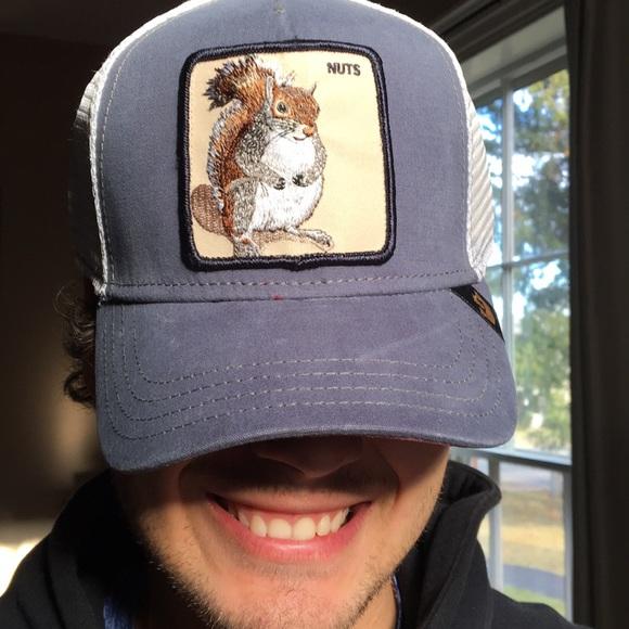 80743b60f Goorin Brothers Squirrel Master NUTTY Hat NWT NWT