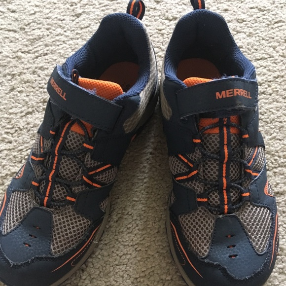 Merrell Shoes | Boys Trail Chaser Size