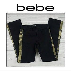 Bebe Jean's Boot Cut Size 2
