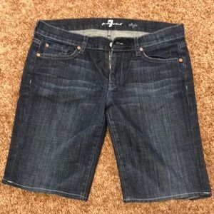 Seven for all Mankind, size 30
