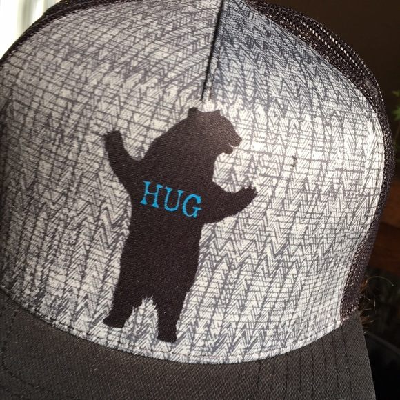 Bear Hug 🐻 Prana Journeyman Trucker Hat NWT 80ea99338076