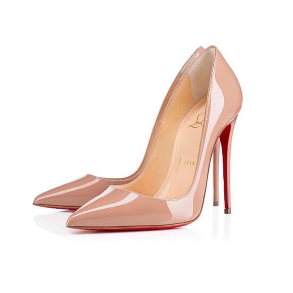 Christian Louboutin Shoes - 🎉HOST PICK🎉Christian Louboutin So Kate Shoes