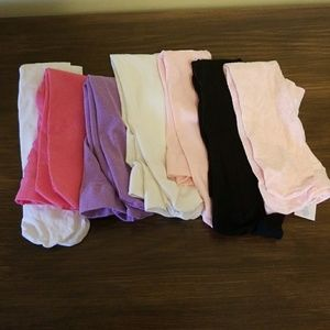 7 Tights 12-24 Months