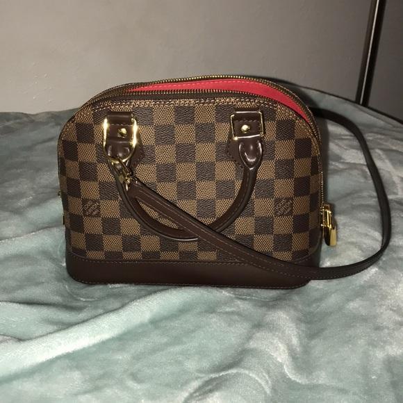 Louis Vuitton Handbags - Louis Vuitton Alma BB Damier Ebene 2e9aed972d5e7