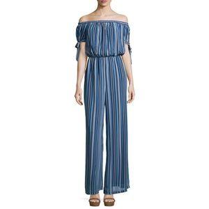 ⭐️NEW Catherine Malandrino Rosina Striped Jumpsuit