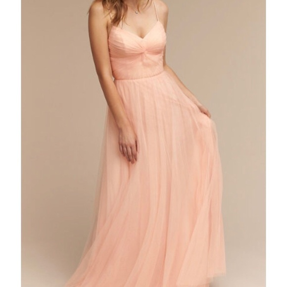 a75b4a2759bd3 Anthropologie Dresses & Skirts - BHLDN Tinsley Dress (WORN ONCE)