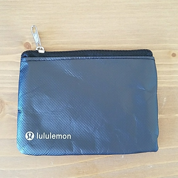 b0345c7787 lululemon athletica Bags | Lululemon Mini Wallet In Black | Poshmark