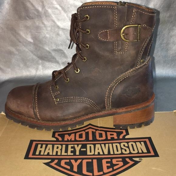 8f13e53f5f1e Harley-Davidson women s leather boots