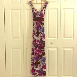 Nicole by Nicole Miller Floral Maxi dress