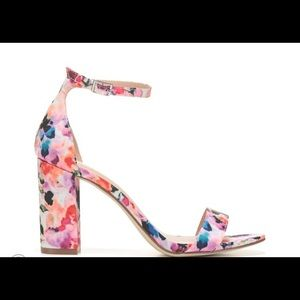 711a43803f50 Madden Girl Shoes - Madden Girl Beella Floral Multi Block Heel Sandal