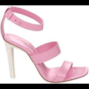 Costume National Shoes - Costume National Pink Sandals (original  $669)