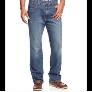 Lucky Brand 181 Relaxed Straight men's jeans